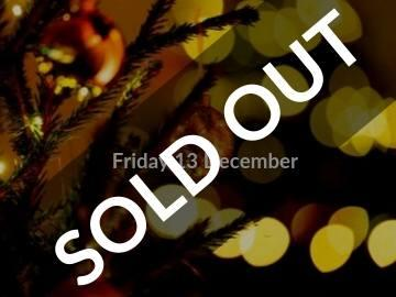 Bath Racecourse Christmas Party Nights on Friday 13 December are sold out