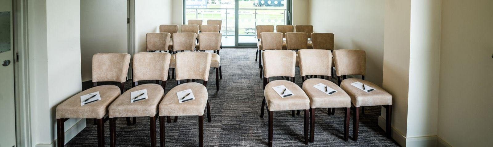 Conference Rooms at Bath Racecourse