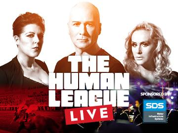 The Human League to perform live at Bath Races