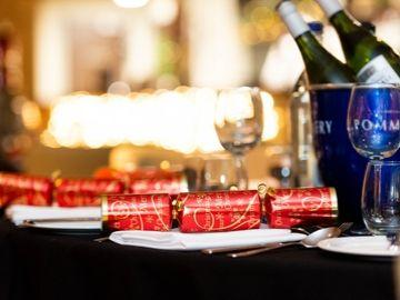 Christmas party nights at Bath Racecourse