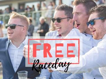 Free Raceday Monday 30 March at Bath Racecourse!