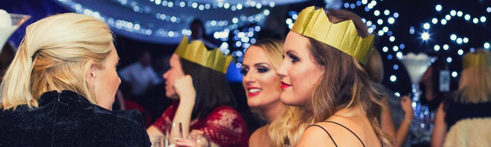 A Christmas Party.Christmas Parties 2019 Somerset Bath Racecourse